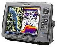 Lowrance HDS-10 Fish Finder