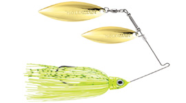 Spinnerbait for walleye fishing