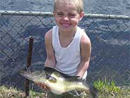 New hampshire kids fishing picture youth fishing photos for Bass fishing nh