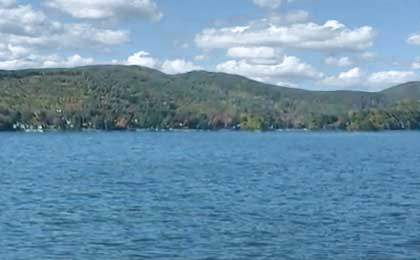 Candlewood Lake, CT