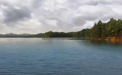 Blue Ridge Lake, GA