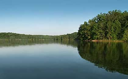 Rocky Gorge Reservoir, MD