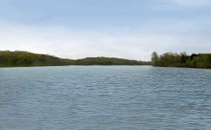 Hazel Creek Lake