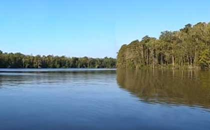 Tar River Reservoir