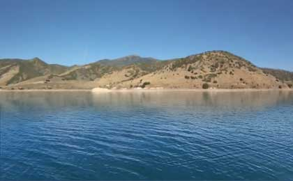 Deer Creek Reservoir, UT