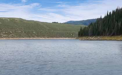 Strawberry Reservoir, UT