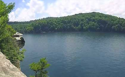 Summersville Lake