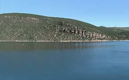 Flaming Gorge Reservoir, WY